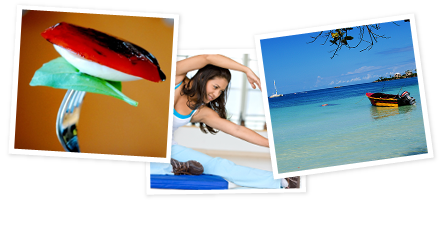 Eat well, run often, travel far