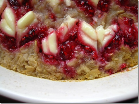 raspberry-cheesecake-oatmeal
