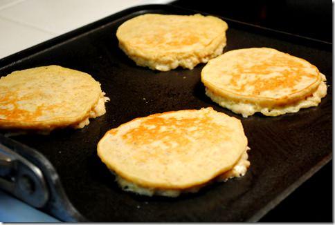Pineapple Upside Down Pancakes - Iowa Girl Eats
