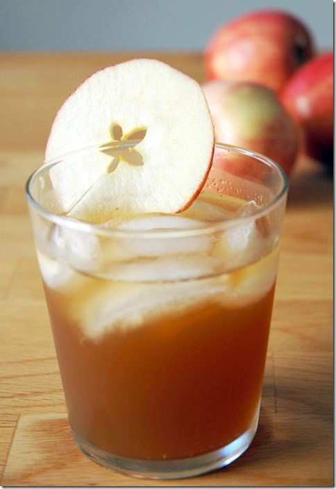 GingerAppleBourbonDrink