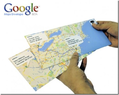 GoogleEnvelopes