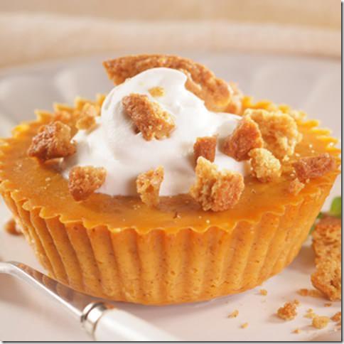 PumpkinPieTartlets