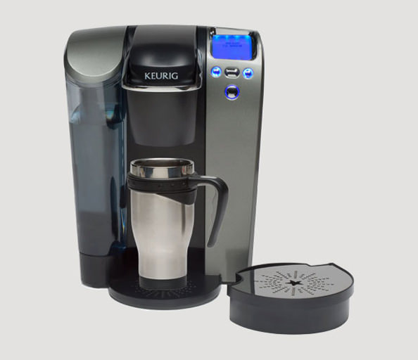 Keurig Platinum Brewing System + Free K Cups Giveaway! - Iowa Girl Eats