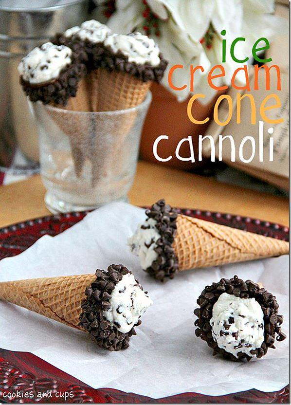 icecreamconecannoli