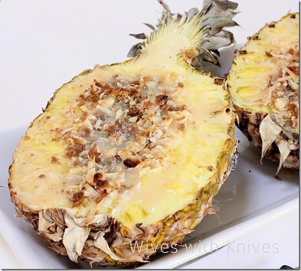 Gratineed Pineapple5