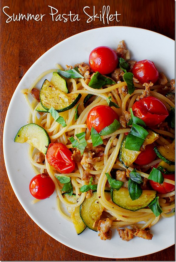 Summer Weekend Pasta Recipes — Dishmaps
