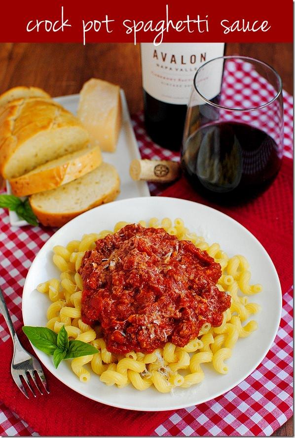 CrockpotSpaghettiSauceMain