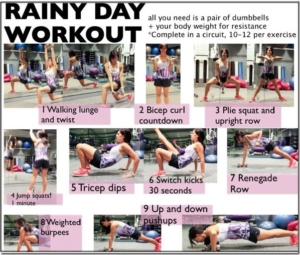RainyDayWorkout