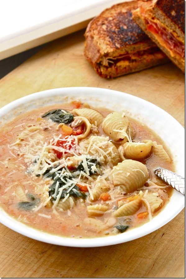 Tuscan-Sausage-Soup