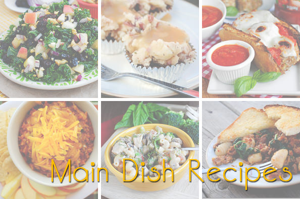 50+ Fall Recipes - Iowa Girl Eats