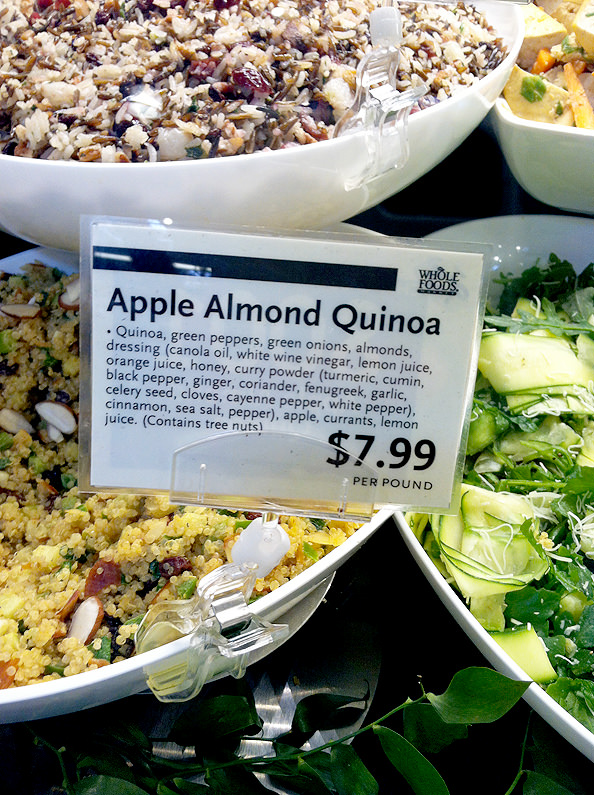 WholeFoodsAppleQuinoaSalad