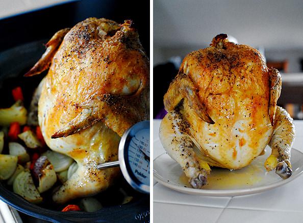 Bundt Pan Roasted Chicken Amp Vegetables Iowa Girl Eats