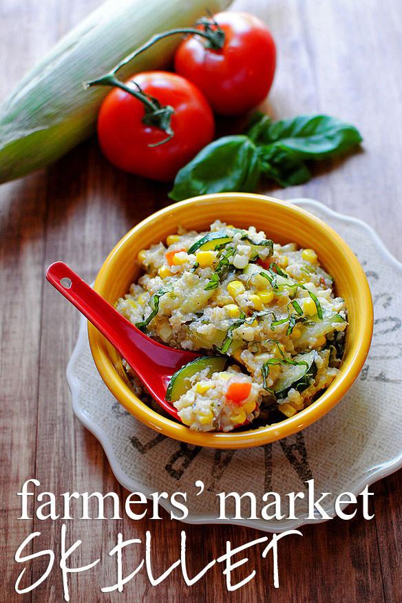 Farmers Market Skillet v