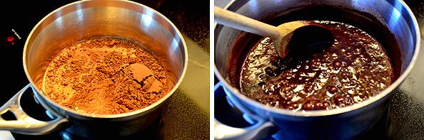 Brownie Batter Hot Fudge Sauce | iowagirleats.com