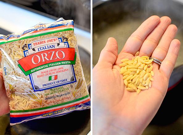 Mediterranean Orzo Salad | iowagirleats.com