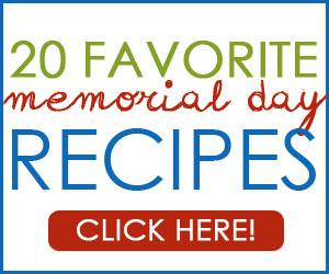 20 Favorite Memorial Day Recipes