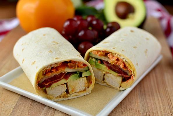 Mini Chicken Lettuce Wraps Recipe — Dishmaps