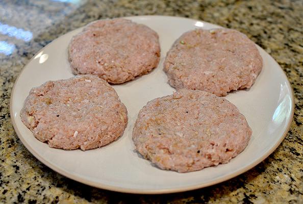 Chicken Caesar Burgers | iowagirleats.com