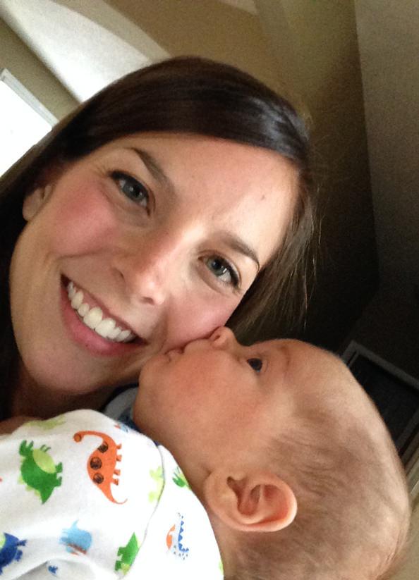 My Mommy Mind: 2 Month Update | iowagirleats.com