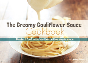 Creamy Cauliflower Sauce Cookbook
