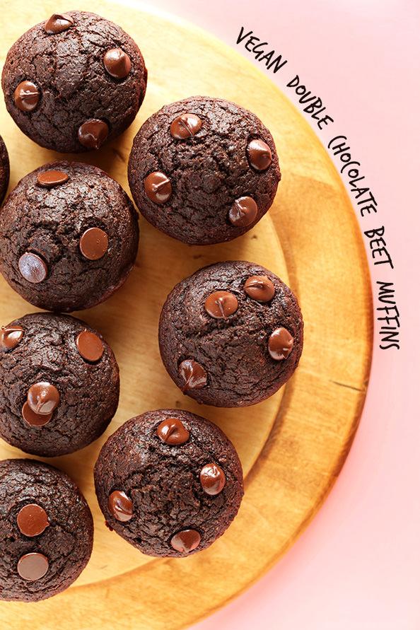 Vegan-Double-Chocolate-Beet-Muffins-MINIMALISTBAKER.COM__mini