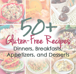 50 Gluten Free Recipes