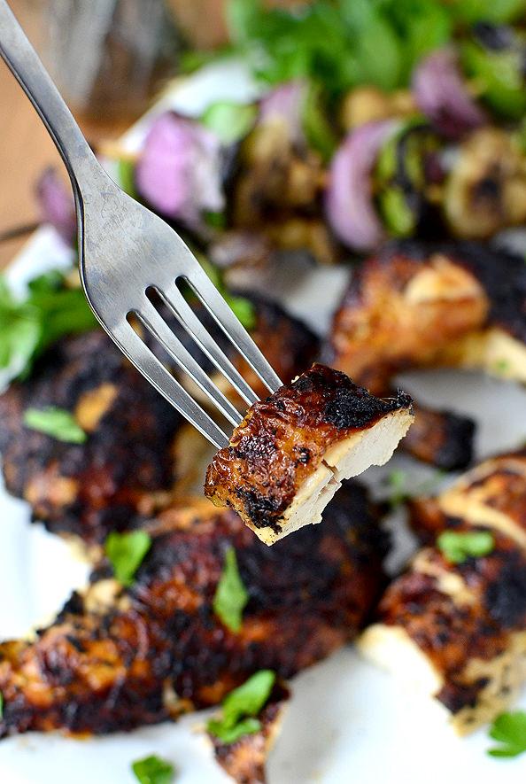 Root Beer Can Chicken #glutenfree   iowagirleats.com