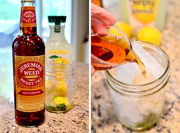 Sweet Tea Vodka Lemonade Mojitos (Make Ahead!) - Iowa Girl ...