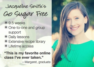 Go Sugar Free Course
