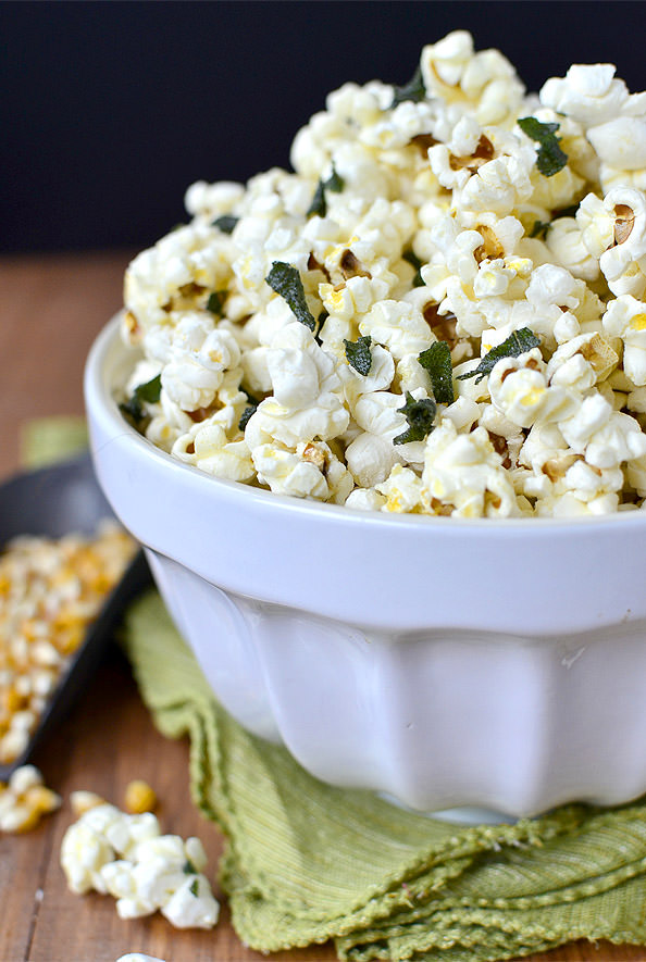 how to make popcorn kernels on stove