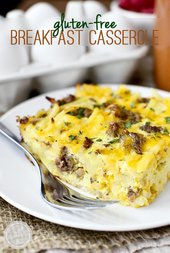 (Photo Credit: Iowa Girl Eats) Why make a singular egg when you can make a mountain of slow-cooked eggs infused with cheese, Get the Crock-Pot Breakfast Casserole recipe from Iowa Girl Eats. (Photo Credit: Iowa Girl Eats) 1. Springtime Crock-Pot Minestrone. How Sweet It Is.