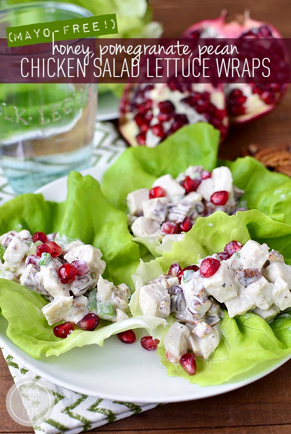 Honey-Pomegranate-Pecan-Chicken-Salad-Lettuce-Wraps-iowagirleats-01