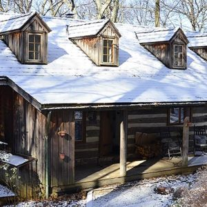 Our Week in The Cabin at Wintergreen