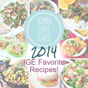 2014 IGE Favorite Recipes
