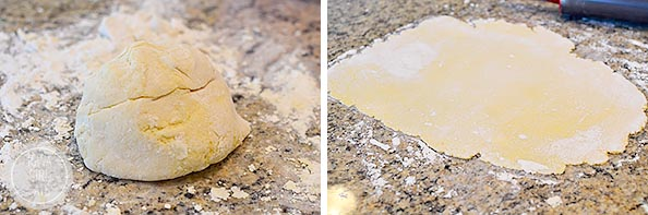 Homestyle Chicken and Gluten-Free Noodles #glutenfree | iowagirleats.com