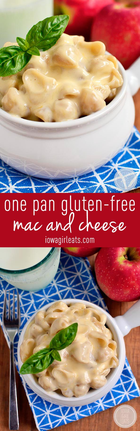 One Pot Gluten-Free Mac and Cheese | Iowa Girl Eats ...