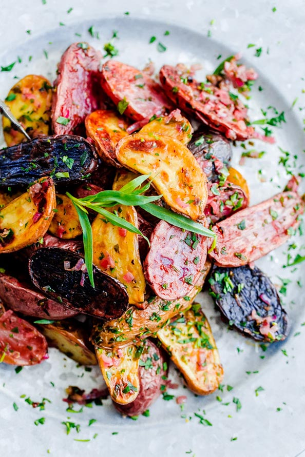 roasted-fingerling-potatoes-with-tarragon-shallot-butter-1-8