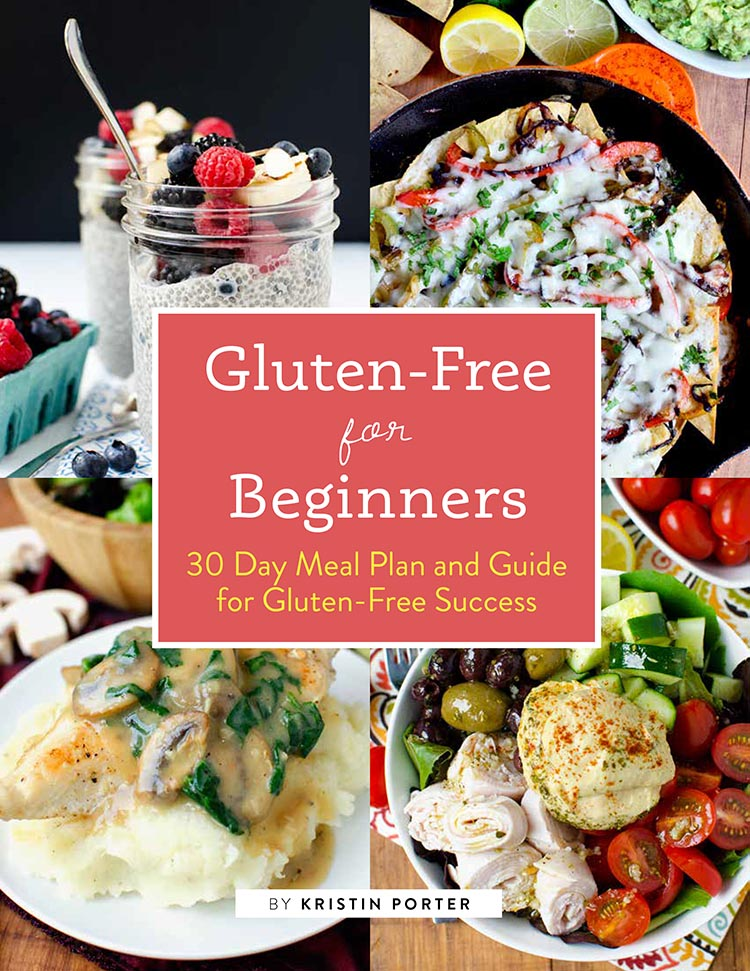 Gluten-Free for Beginners: 30 Day Plan and Guide for Gluten-Free Success | iowagirleats.com