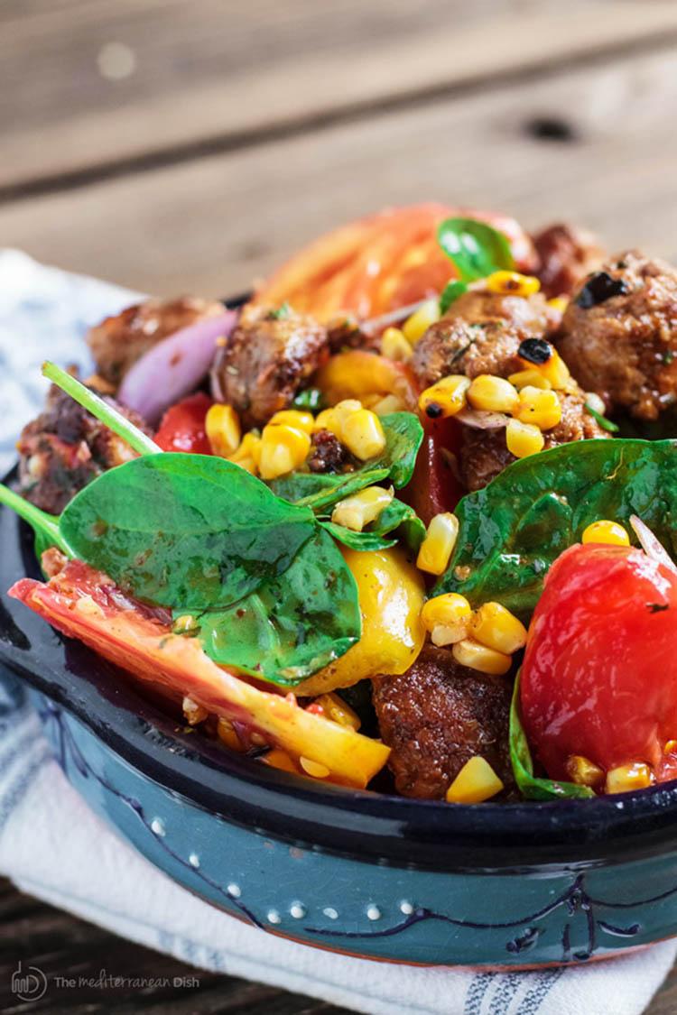 Chorizo-Tomato-and-Charred-Corn-Salad-8