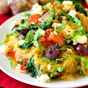 Very-Veggie Spaghetti Squash