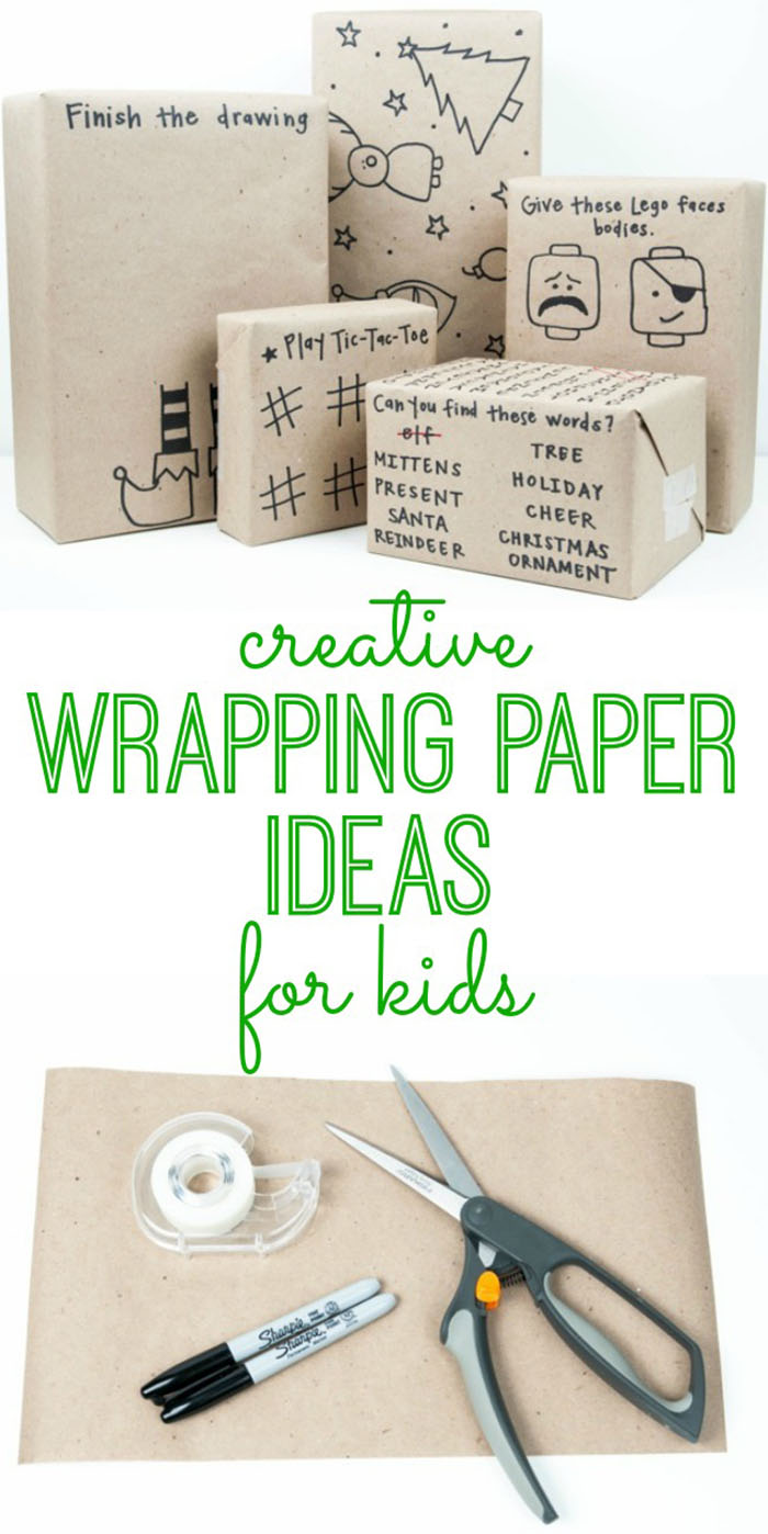 creative-wrapping-paper-ideas-for-kids