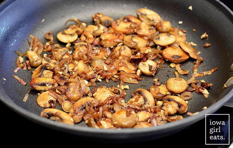 Gnocchi-with-Spinach-Mushrooms-and-Crispy-Prosciutto-iowagirleats-09