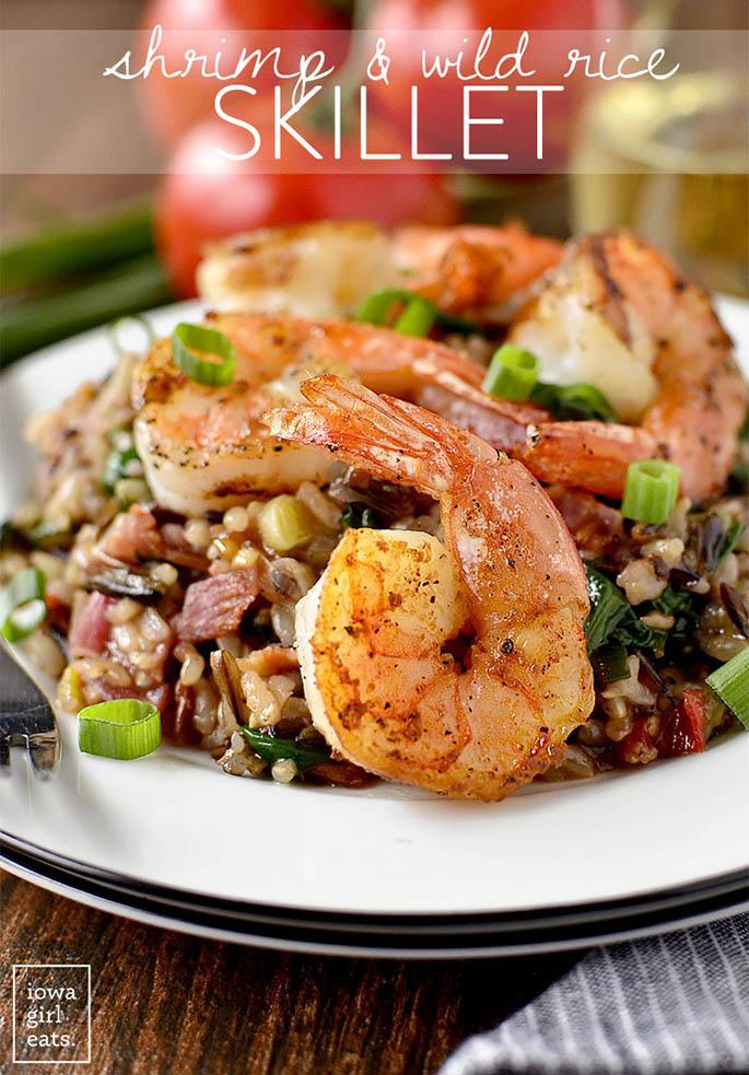 Shrimp-and-Wild-Rice-Skillet-iowagirleats-01