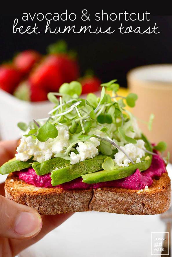 Avocado-and-Shortcut-Beet-Toast-gluten-free-iowagirleats