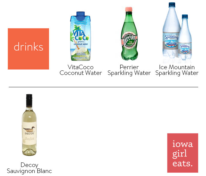 What We Really Eat - Virtual Grocery Shopping with Iowa Girl Eats! | iowagirleats.com