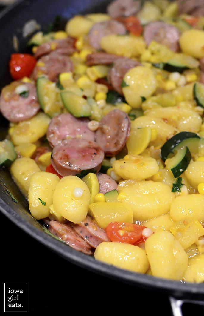 Gnocchi-and-Chicken-Sausage-Vegetable-Skillet-iowagirleats-09b