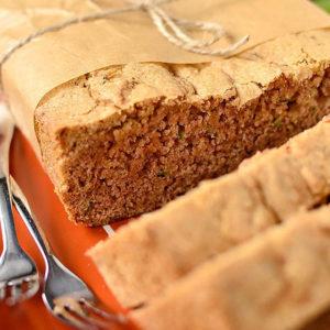 Gluten Free Zucchini Coffee Cake