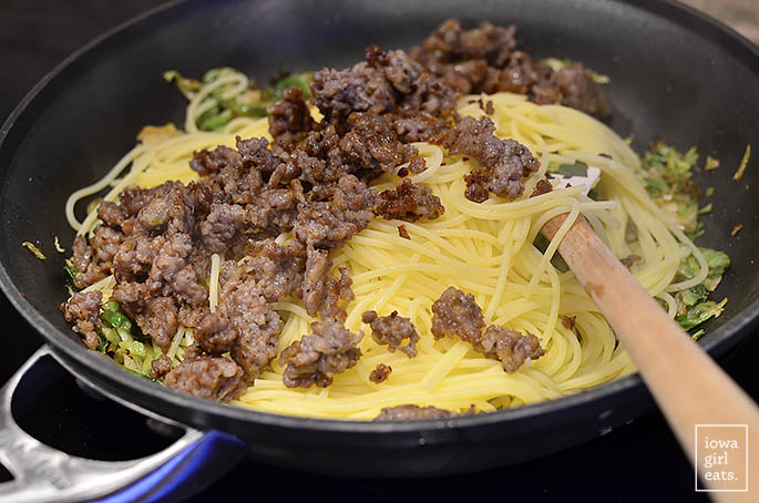sausage-brussels-sprouts-and-parmesan-pasta-iowagirleats-06