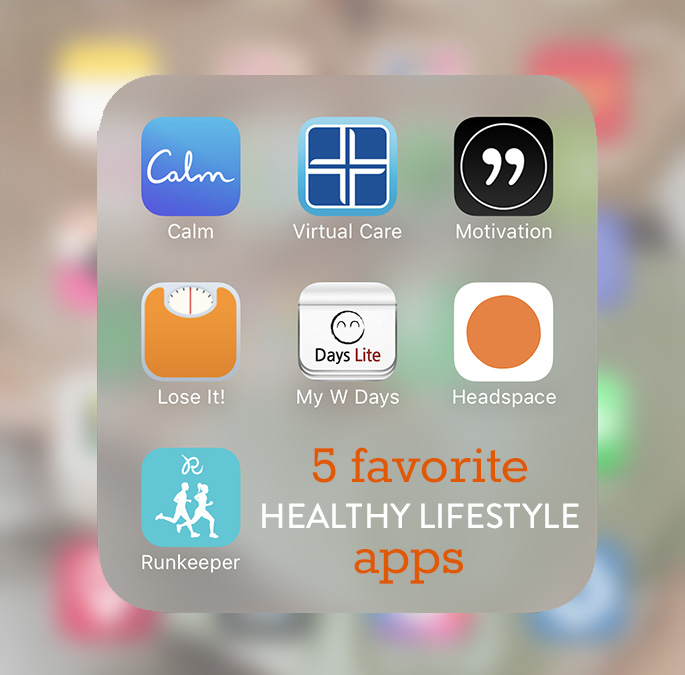 From daily meditation, to easy journaling, virtual care, and weight loss, these are my 5 favorite healthy lifestyle apps! This post is sponsored by UnityPoint Health.   iowagirleats.com