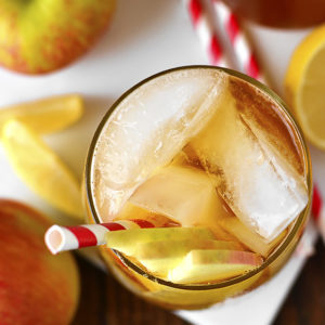 (Extra Giggly) Sparkling Maple Bourbon Ciders